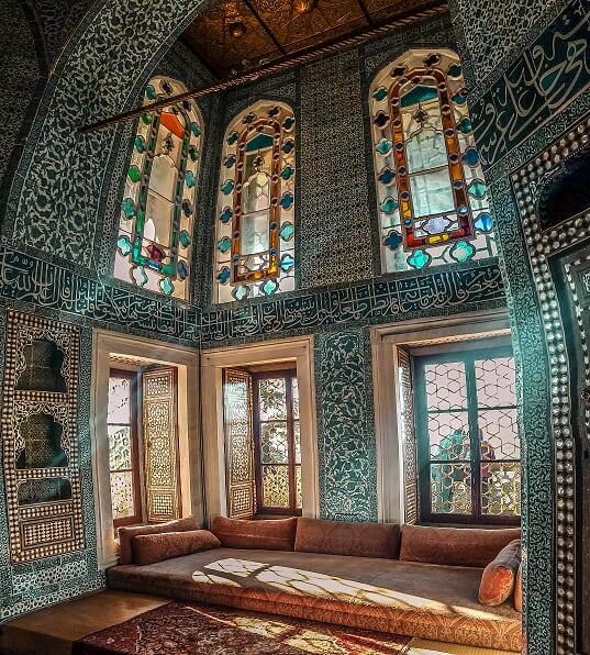 what to see in istanbul - topkapi palace