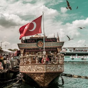 what to see in istanbul - eminonu