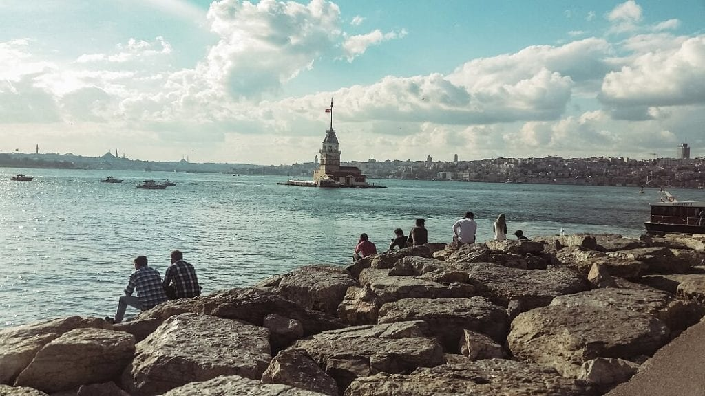 things to do in istanbul - maidens tower