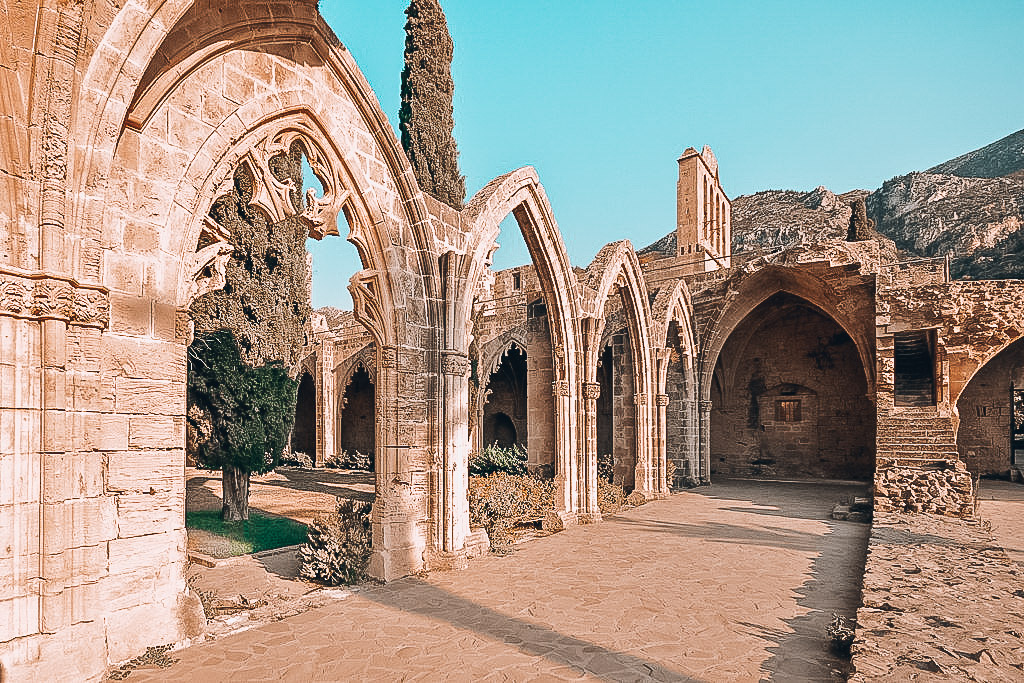 bellapais abbey - girne