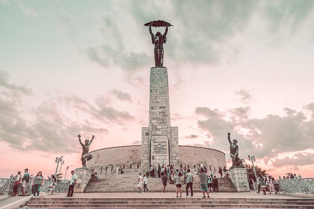 Things to do in Budapest - Liberty Statue