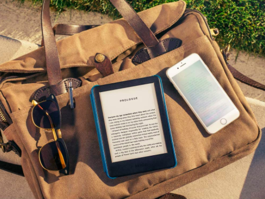 zero waste travel kindle