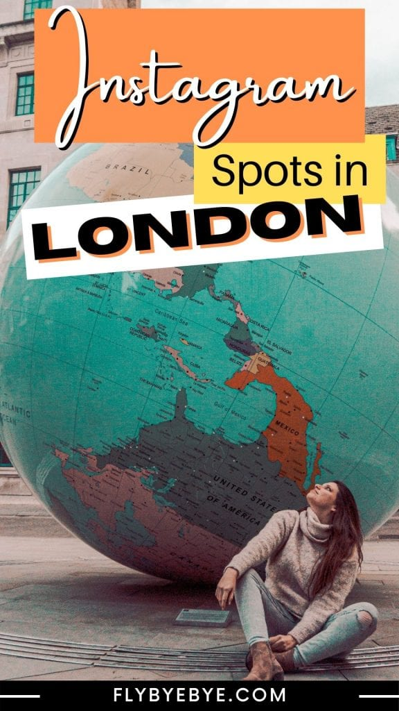 Instagram guide to the most instagrammable places in London. Best photography locations in London with maps and photos. Find a detailed guide of +20 photography spots in London and things to consider. Keep reading if you are interested in: instagram spots in london, instagrammable london, photo spots in london
